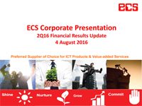 2Q16 Financial Results