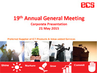 19th Annual General Meeting
